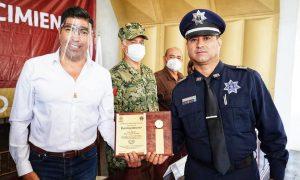 Oficiales, seguridad, Ensenada