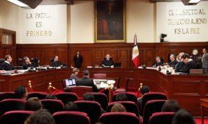 Suprema Corte de Justicia de la Nación, SCJN, sala, recinto