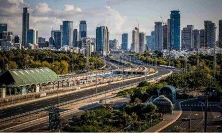 Tel Aviv, ciudad, energía, vialidades