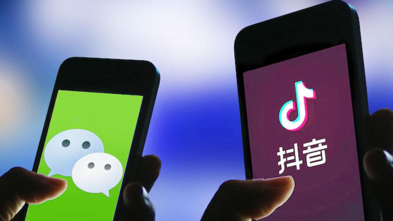 TikTok, WeChat, EEUU, Donald Trump, prohibición, China