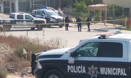 tiroteo, Policía Muncipal, menor herido,