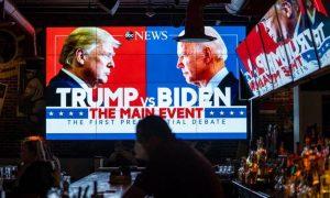 Donald Trump, Joe Biden, ataques, debate, espectáculo, presidencia de EEUU, EEUU