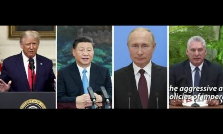 ONU, Donald Trump, China, covid-19, pandemia, Asamblea General de Naciones Unidas,