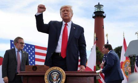 Donald Trump, Premio Nobel de la Paz, EEUU, Israel, Emiratos Árabes Unidos