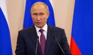 Vladimir Putin, Premio Nobel de la Paz, Premio Nobel, nominación, presidente