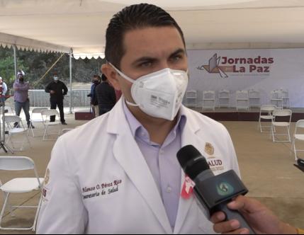 Día del Médico, Secretaría de Salud de Baja California, Covid-19,