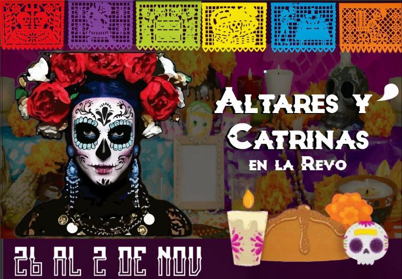 altares, muertos, tijuana