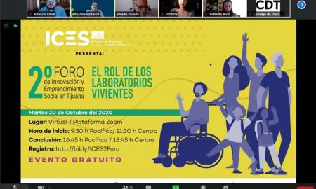 foro, cdt, Tijuana, living labs