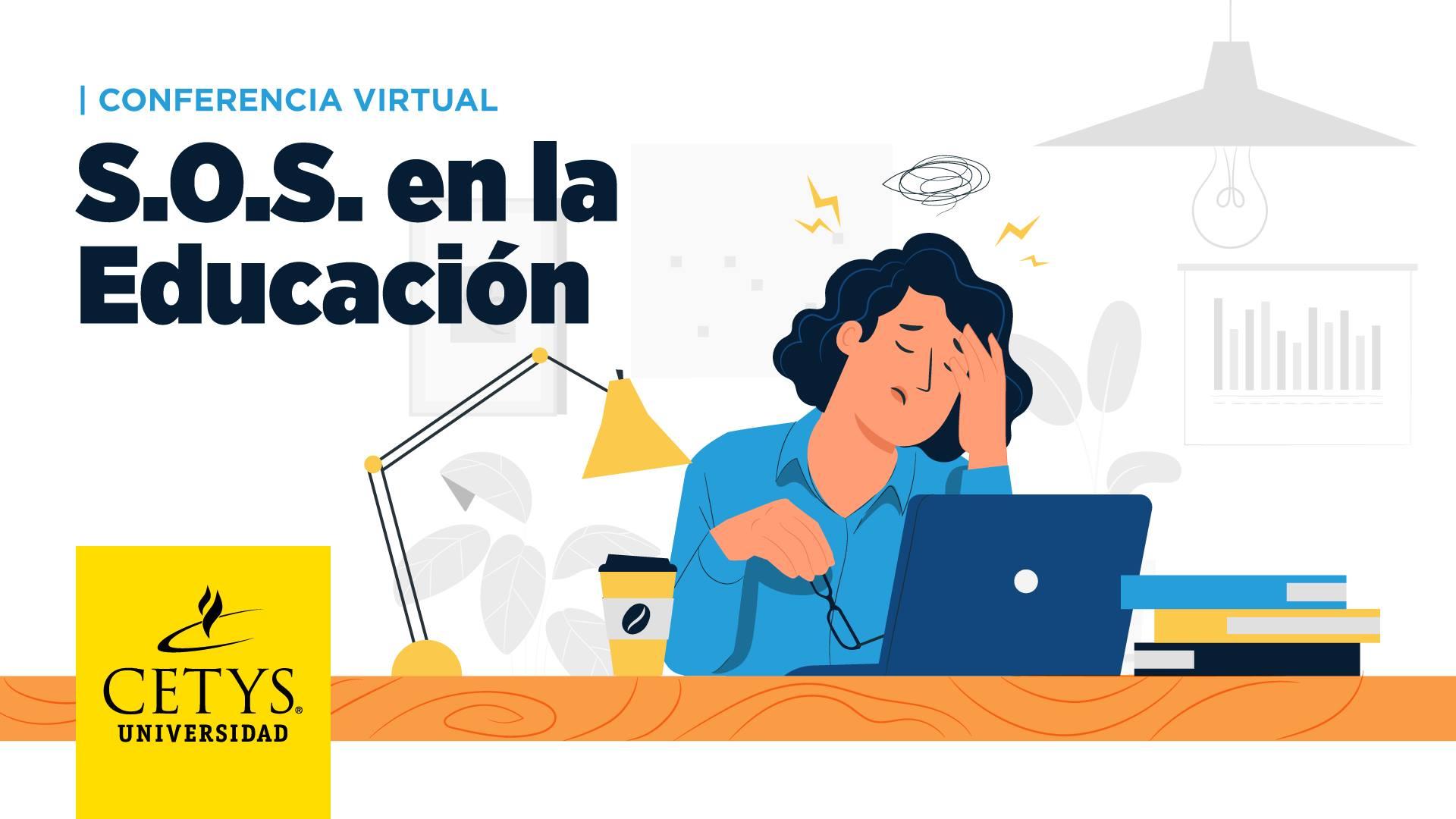 cetys, conferencia virtual, educación