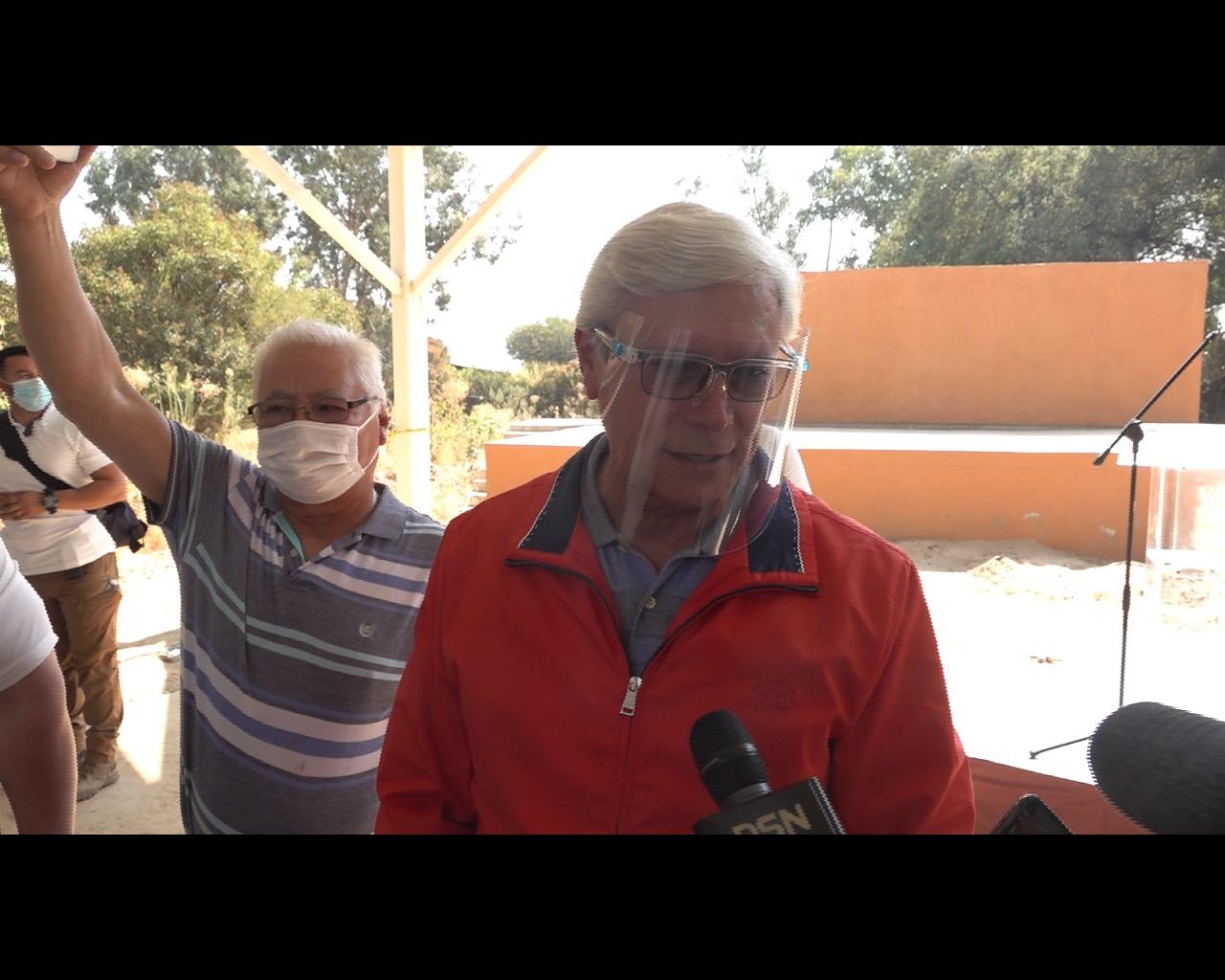 comparecer, Kiko Vega, comparecencia, Jaime Bonilla