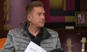 Daniel Bisogno, restaurante, incendio, accidente, conductor, Ventaneando