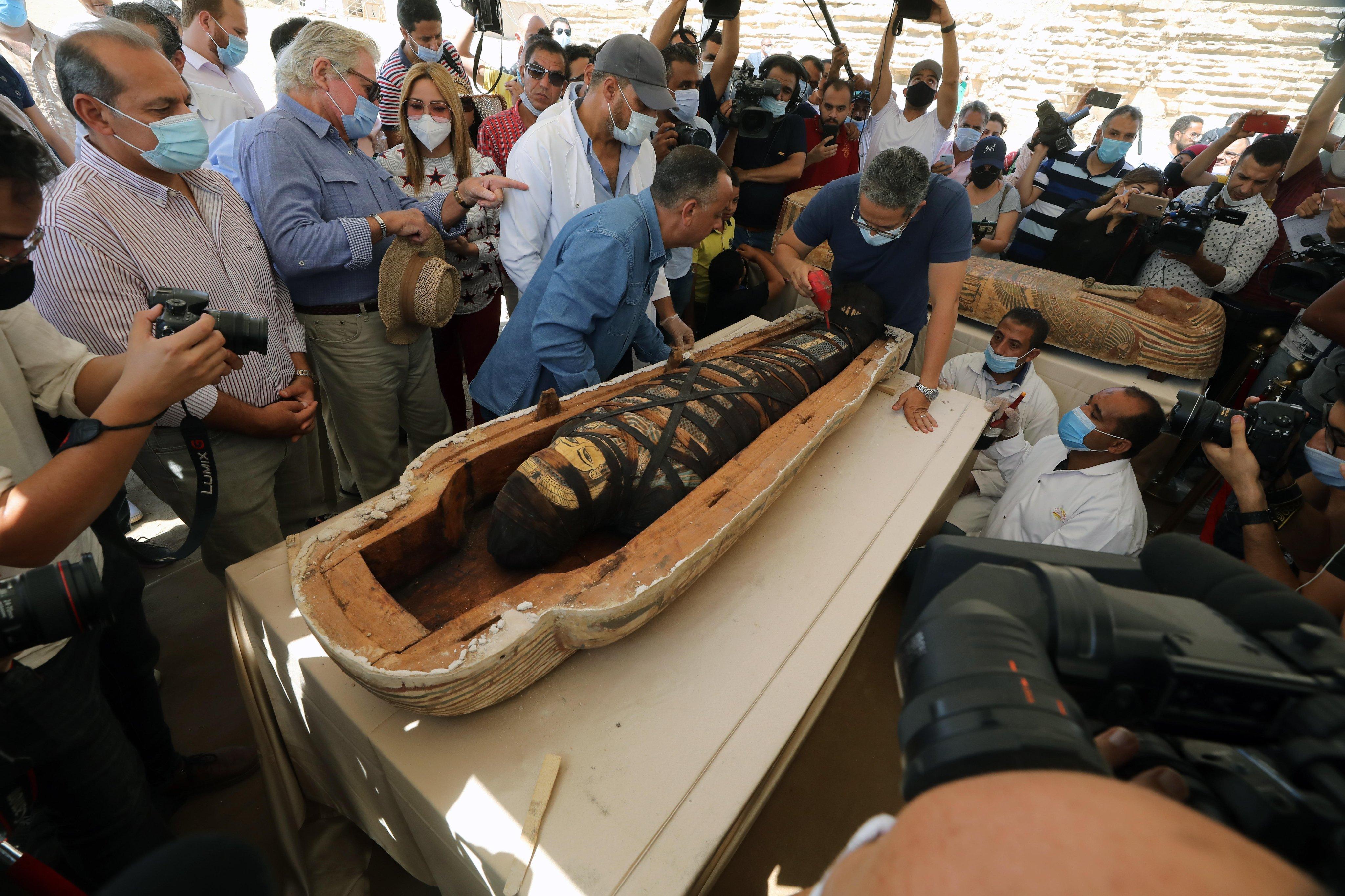 faraones, egipto, sarcófagos