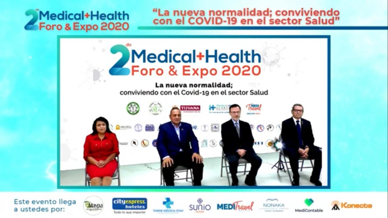 Colegio Médico de Tijuana, Sedeti, Foro,
