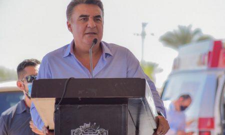 Apoyo, gobierno federal, Delegado federal, Alejandro Ruiz Uribe,