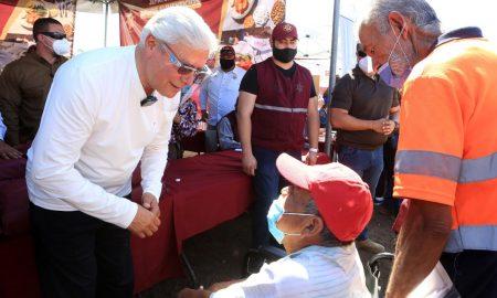 gobernador Jaime Bonilla, iniciativa de ley, personas discapacitadas,
