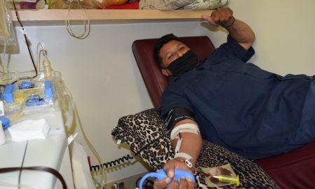 Hospital General de Tijuana, donadores de sangre, cáncer infantil,
