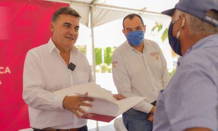 Certificados, agrarios, entrega, delegado único,