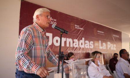 Jornada por la Paz, Colinas de Florido, Jaime Bonilla Valdez,