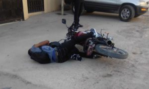 motociclista, sin vida, mariano matamoros