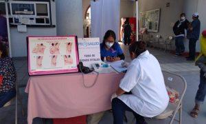 jornadas rosas, servicios médicos, mujeres, Mastografías,