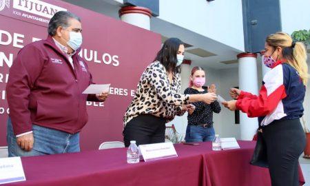Delegación San Antonio de los Buenos, apoyos económicos, madres solteras,