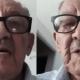 hombre, abuelito, estafado, dinero, abuelito, video viral