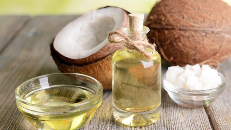 aceite, aceite de coco, covid-19, virus, investigación