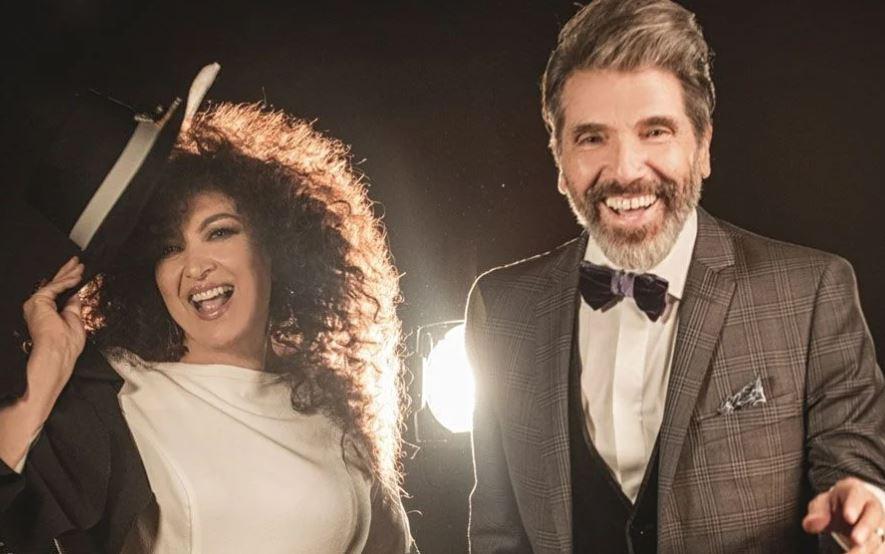 Amanda Miguel, Diego Verdaguer, cantantes, pareja, separación