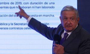 Andres Manuel López Obrador, AMLO, conferencia outsorcing, empresas