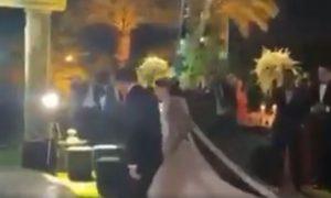Armando Torrea, boda, Mexicali, contagios, covid-19, coronavirus, 100 personas