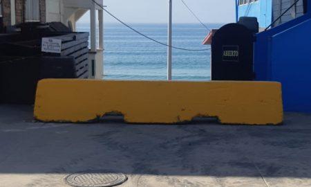 playas de tijuana, ayuntamiento de tijuana, derrame de agua, vigilancia en playas