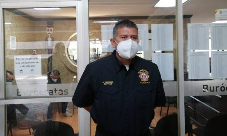 Bomberos, Palacio Municipal, Arturo González Cruz, equipo, mantenimiento, oficio