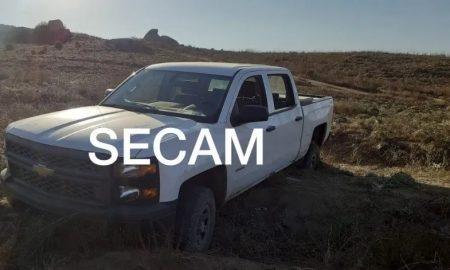 Camioneta, empleado, Consulado, Estados Unidos, cuerpo, autoridades, Tijuana