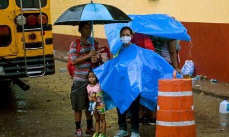 caravana migrante, Honduras, migración, regreso, EEUU