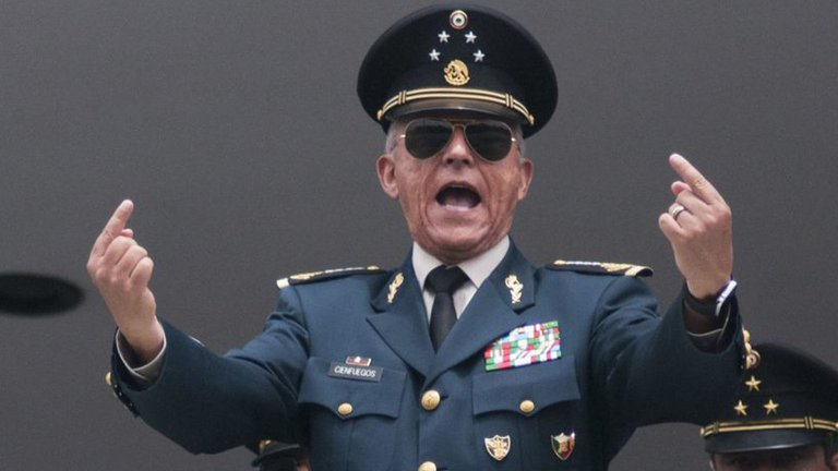 Salvador Cienfuegos, cargos, narcotráfico, Los Ángeles, EPN, corrupción
