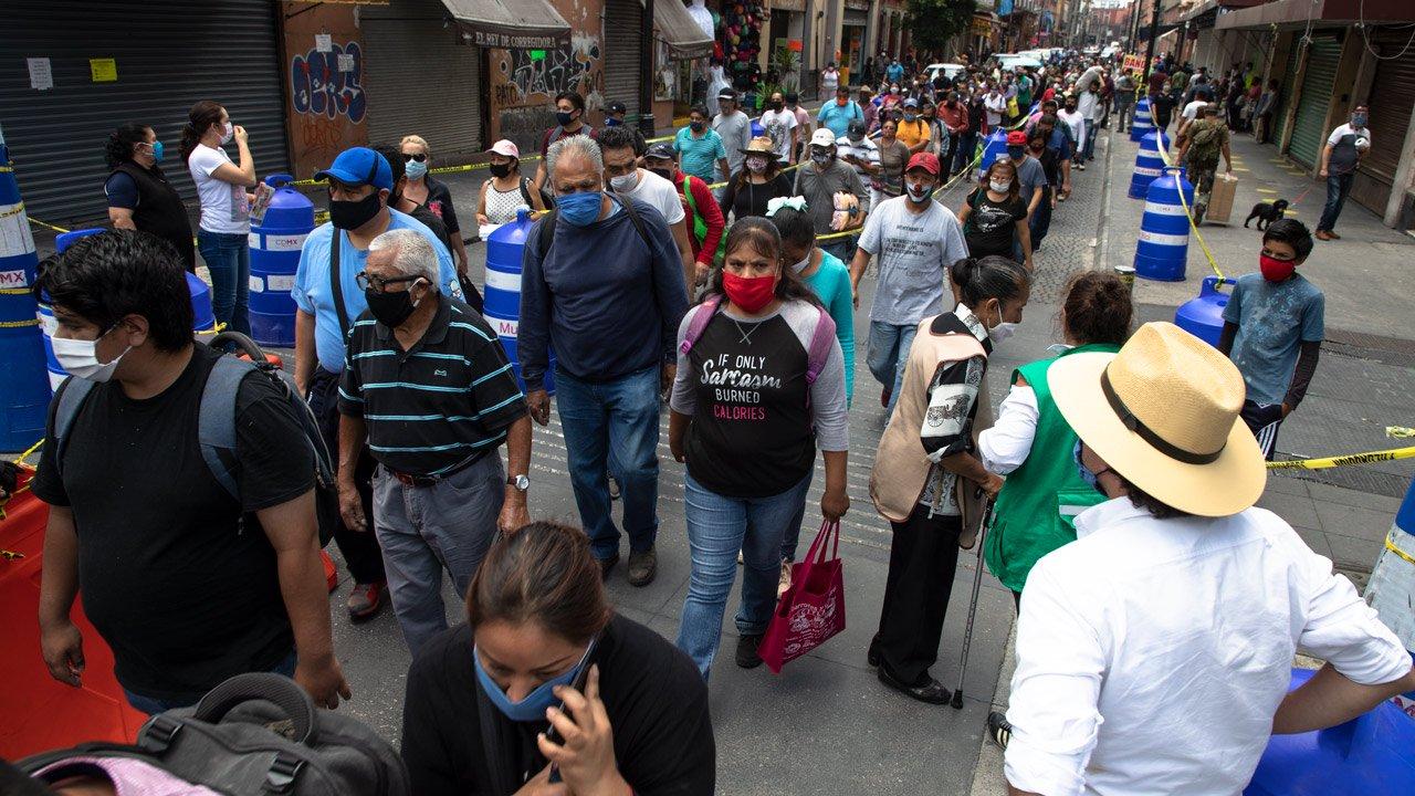 covid-19, influenza, AH1N1, México, salud pública, pandemia