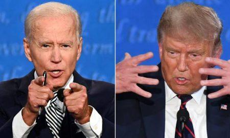 debate, Donald Trump, Joe Biden, presidencia, EEUU, elecciones