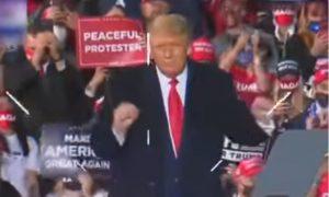 Donald Trump, salsa, música, ritmo latino, comercial, voto, reelección, Estados Unidos, video
