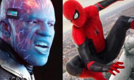Electro, Jamie Foxx, Spider-Man, película, Marvel