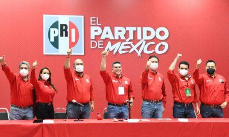 PRI, Coahuila, Hidalgo, elecciones, Ayuntamiento, Diputados