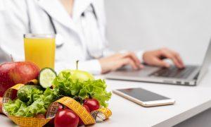 CETYS, conferencia virtual, nutrientes, alimentación, Semana de Salud,