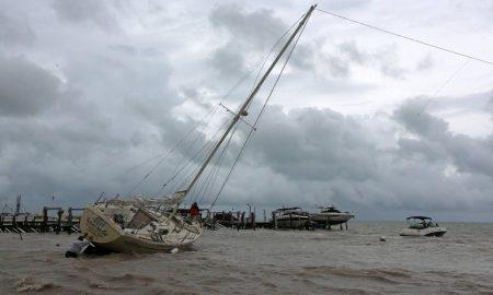alerta roja, Huracán Delta, categoría 4, siniestro, Quintana Roo