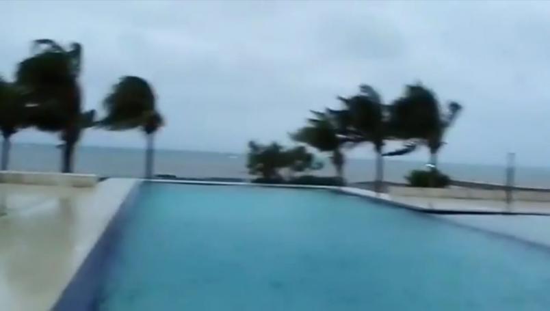 Huracán, Huracán Zeta, vientos, tormenta eléctrica, cambio climático