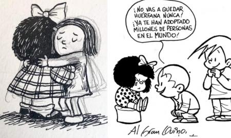 frases, Mafalda, Quino, Joaquín Salvador Lavado Tejón, justicia social