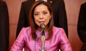 Senadora, Josefina Vázquez Mota, prueba, examen, covid-19, coronavirus, positivo
