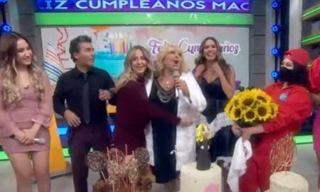 Andrea Legarreta, Galilea Montijo, Hoy, Programa, Televisa, cumpleaños