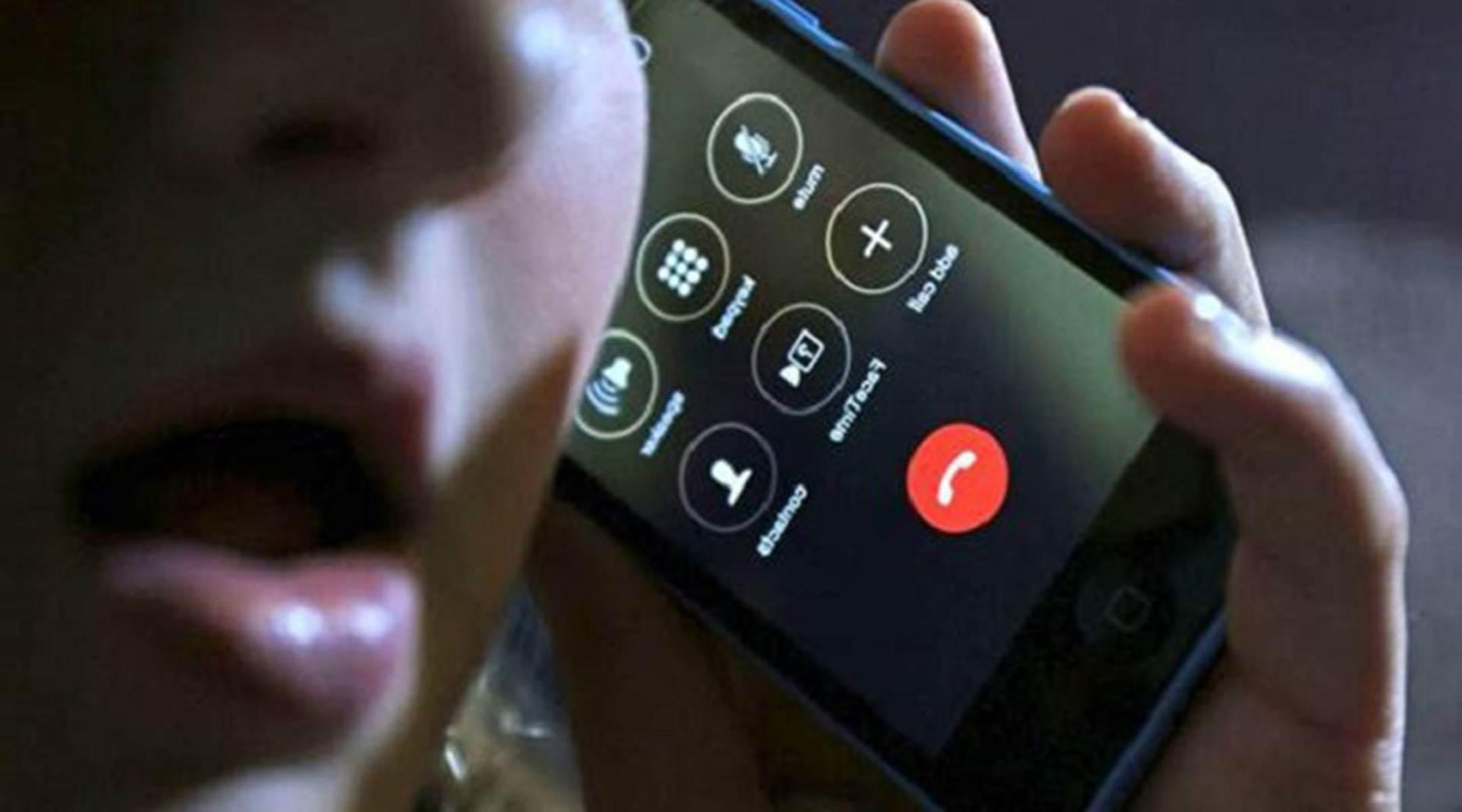 llamadas, extorsiones, fge