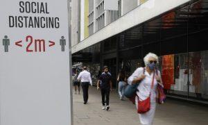 Londres, reuniones, pandemia, covid-19, prohibición, distancia social