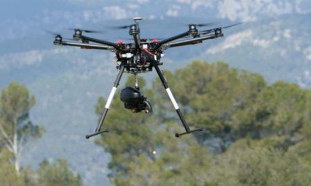 Madrid, drones, cementerios, vigilancia, Día de Muertos, covid-19