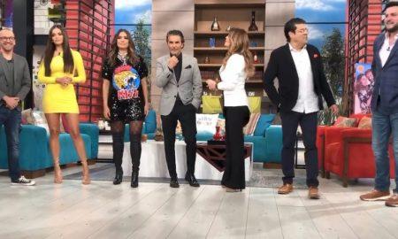 Andrea Legarreta, Magda Rodríguez, Hoy, programa matutino, reality show